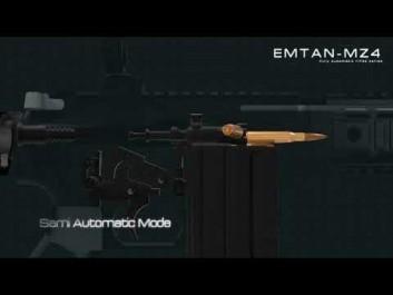 EMTAN MZ4 Automatic Rifle